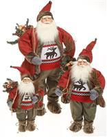 Babbo Natale 90 Cm.Collezione Di Natale